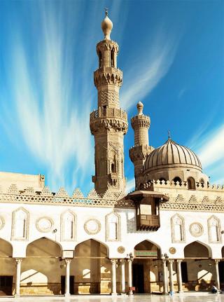 Фотообои ''Аль-Ахар 200х270 см''