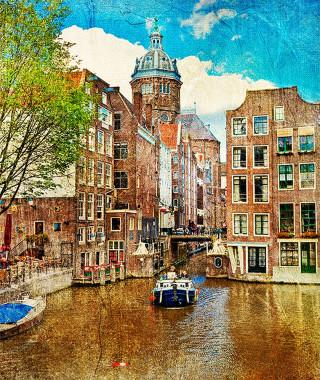 Фотообои ''Амстердам 200х238 см''