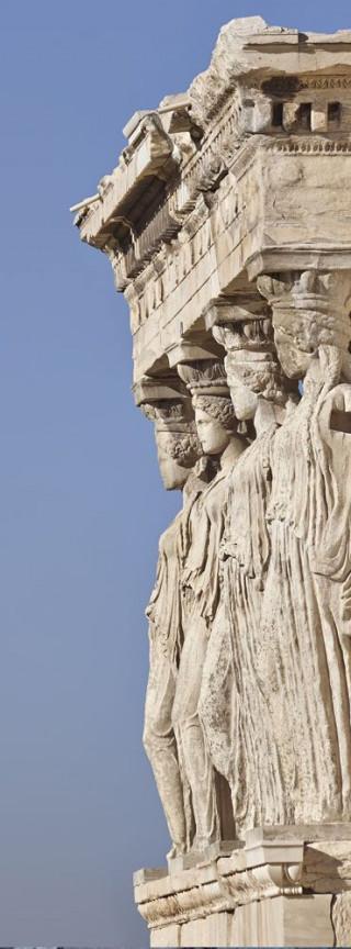Фотообои ''Античность 100х270 см''