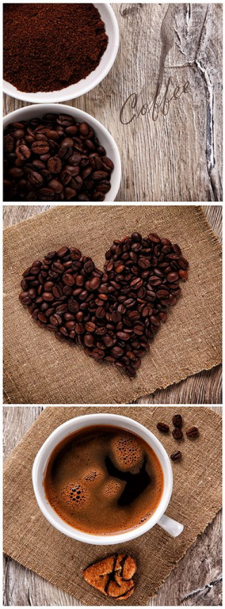 Фотообои ''Аромат кофе 100х270 см''