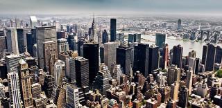 Фотообои ''Большой город 300х147 см''