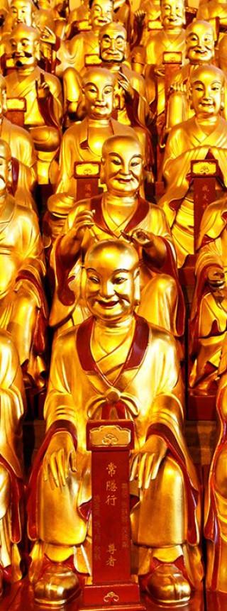 Фотообои ''Буддизм 100х270 см''