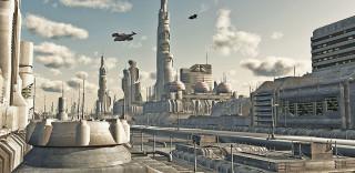 Фотообои ''Будущее 300х147 см''
