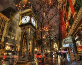 Фотообои ''Ванкувер 300х238 см''