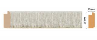 Багет Decomaster 102-20 (25*10*2400)