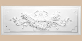 Декоративное панно DECOMASTER DG 05 (380*1010*50)
