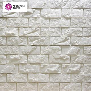 Декоративный камень Мадрид белый