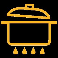 Как выбрать моющиеся обои для кухни?