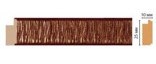 Багет Decomaster 102-52 (25*10*2400)