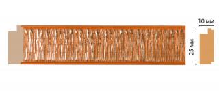 Багет Decomaster 102-53 (25*10*2400)