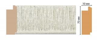 Багет Decomaster 108-20 (70*10*2400)