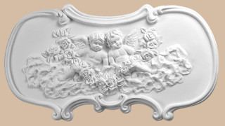 Декоративное панно DECOMASTER DG 09 (410*770*70)